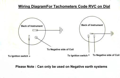 smiths rev counter wiring diagram   33 wiring diagram