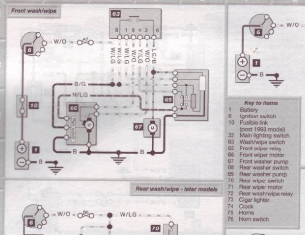 disco+wipers morris minor owners view topic fitting metro wiper delay relay morris minor wiring diagram at mifinder.co