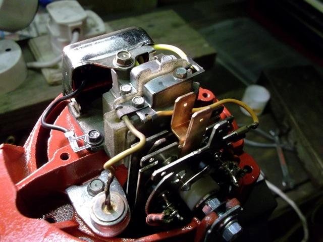 Alternator Rebuild Morris Minor Owners